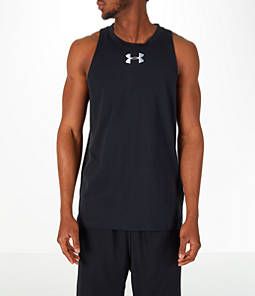 Men's Under Armour Baseline Basketball Tank