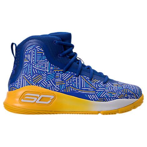 Under Armour Preschool Basketball Shoes