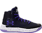 Boys' Grade School Under Armour Curry 3Zero Basketball Shoes