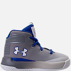 Boys' Toddler Under Armour Curry 3Zero Basketball Shoes
