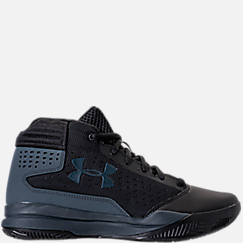 Boys' Grade School Under Armour Jet 2017 Basketball Shoes