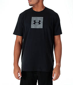 Men's Under Armour Camo Boxed Logo T-Shirt