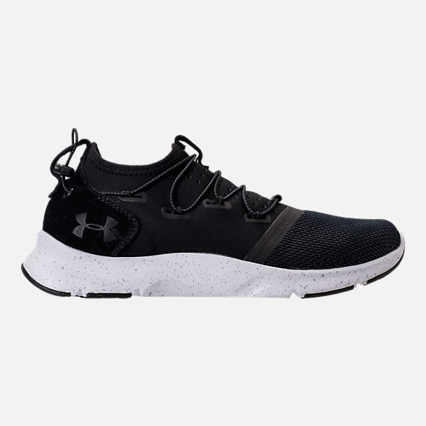 Right view of Women's Under Armour Drift 2 Running Shoes in Black