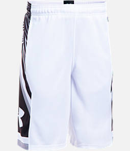 Boys' Under Armour Space the Floor Basketball Shorts