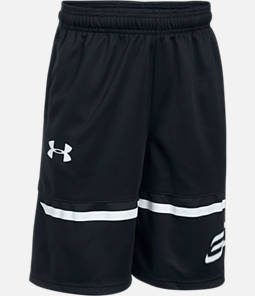 Boys' Under Armour SC30 Spear Basketball Shorts