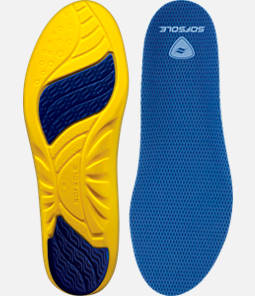 Men's Sof Sole Athlete Insole Size 11-12.5