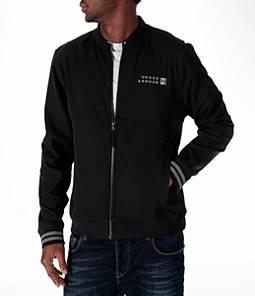 Men's Under Armour Sportstyle Woven Bomber Jacket