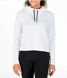 Women's Under Armour Plush Terry Hoodie