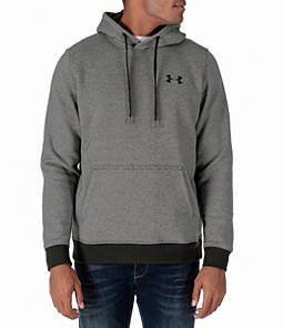 Men's Under Armour Rival Fitted Fleece Hoodie