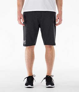 Men's Under Armour Sportstyle Tapered Fleece Shorts