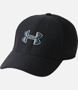 Boys' Under Armour Blitzing 3.0 Fitted Hat