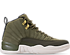 Olive Canvas/Metallic Gold/Black