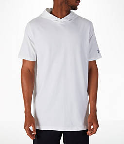 Men's Under Armour Baseline Short-Sleeve Hooded T-Shirt