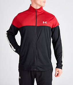 Men's Under Armour Sportstyle Pique Full-Zip Training Jacket
