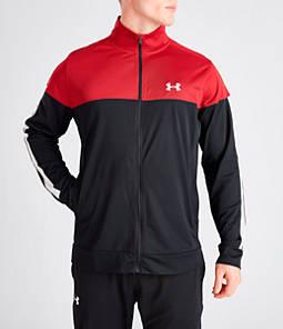 Men's Under Armour Sportstyle Pique Full-Zip Training Jacket