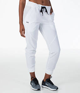 Women's Under Armour Storm Woven Jogger Pants Product Image