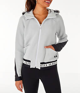 Women's Under Armour Unstoppable MOVE Full-Zip Hoodie