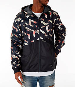 Men's Under Armour Unstoppable Windbreaker Training Jacket