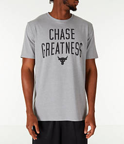 Men's Under Armour x Project Rock Chase Greatness T-Shirt