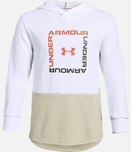 Boys' Under Armour Unstoppable Move Double Knit Hoodie