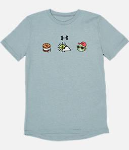 Boys' Under Armour Logo Sport T-Shirt