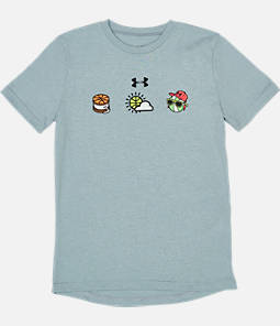 Boys' Under Armour Logo Sport T-Shirt
