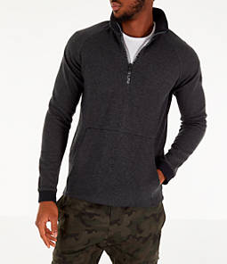 Men's Under Armour Unstoppable Double Knit Half-Zip Training Shirt
