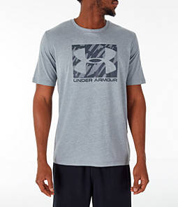 Men's Under Armour Sportstyle Boxed T-Shirt