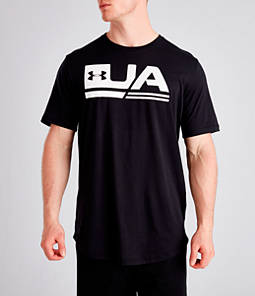 Men's Under Armour Sportstyle Drop Hem T-Shirt