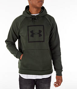 Men's Under Armour Rival Logo Fleece Hoodie