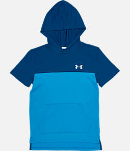 Boys' Under Armour Sportstyle Hoodie T-Shirt