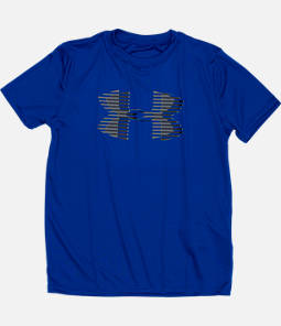 Boys' Under Armour Tech Big Logo T-Shirt