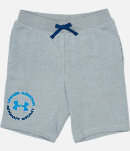 Boys' Under Armour Rival Terry Shorts