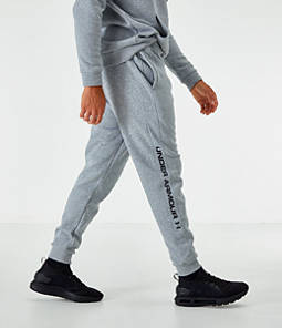 Men's Under Armour Rival Fleece Logo Jogger Pants