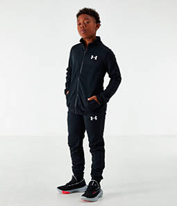 Boys' Under Armour Knit Track Suit