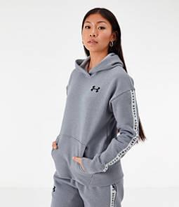 Women's Under Armour Originators Fleece LC Logo Hoodie