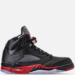 Men s Air Jordan 5 Retro Basketball Shoes 08b684d762