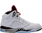 Men's Air Jordan 5 Retro Basketball Shoes