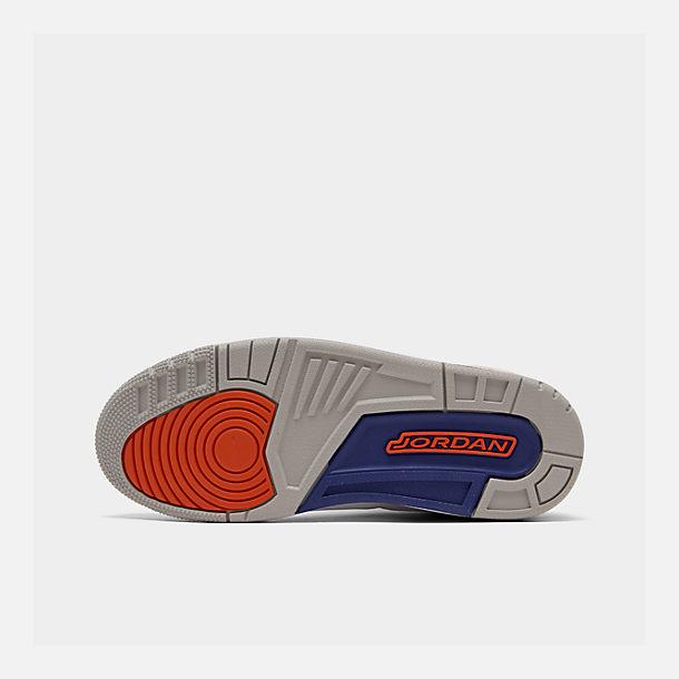 reputable site bd0ef 1d732 Men's Air Jordan Retro 3 Basketball Shoes
