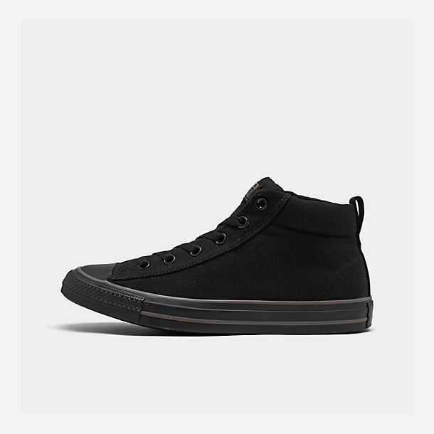 Men's Chuck Taylor All Star Street Mid Casual Sneakers From Finish Line