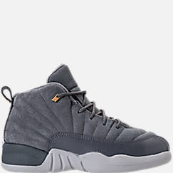 Kids' Preschool Air Jordan Retro 12 Basketball Shoes