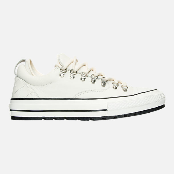 8bfbb3098b5f Right view of Men s Converse Chuck Taylor All Star Descent Low Leather  Casual Shoes
