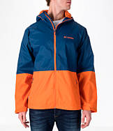 Men's Columbia Roan Mountain Rain Jacket