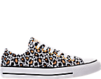 Women's Converse Chuck Taylor Ox Animal Print Casual Shoes