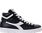Unisex Diadora Game L High Waxed Casual Shoes