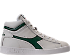 Unisex Diadora Game L High Waxed Casual Shoes