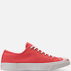 Unisex Converse Jack Purcell Low Top Woven Textile Casual Shoes