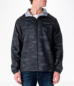 Men's Columbia Flash Forward Print Windbreaker Jacket