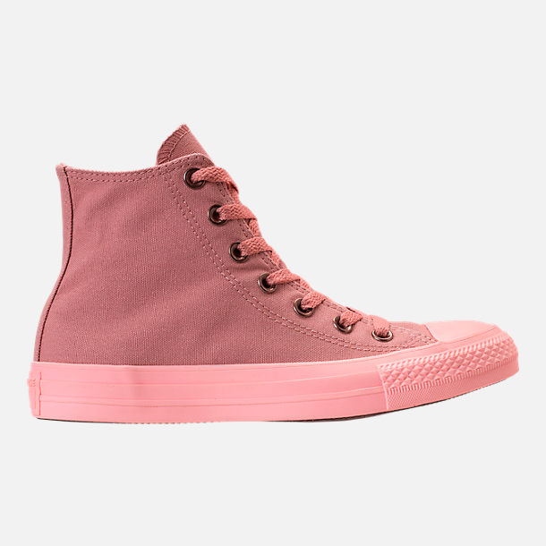 rust pink converse shoes women