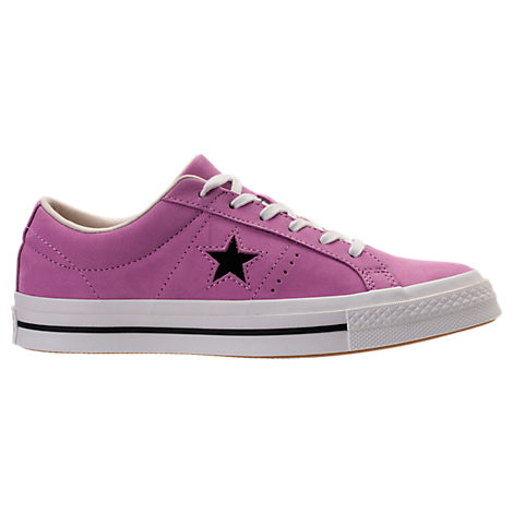 WOMEN'S ONE STAR CASUAL SHOES, PURPLE